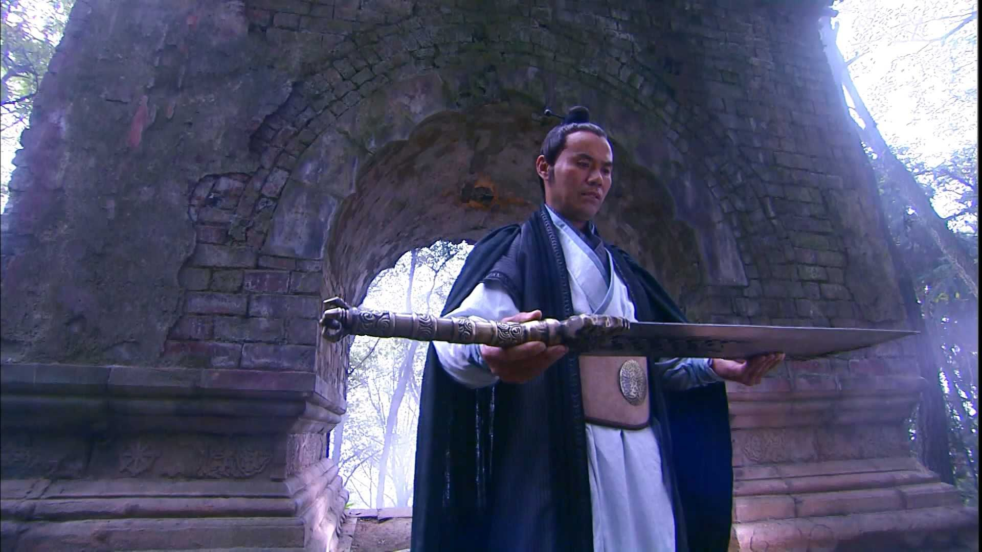 The Heaven Sword And Dragon Saber Chinese Dramas