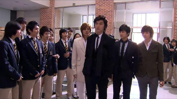 Boys Over Flowers (รักใสใส หัวใจ 4 ดวง) ซีรีส์พากย์ไทย