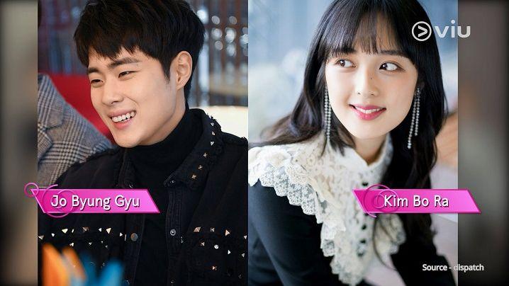 Moon Joo vann och UEE dating