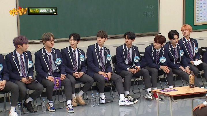 Men on a Mission (Knowing Brothers) (2018)|Episode 122