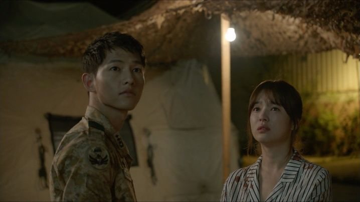 Descendants of the Sun|Episode 8|Korean Dramas|Viu
