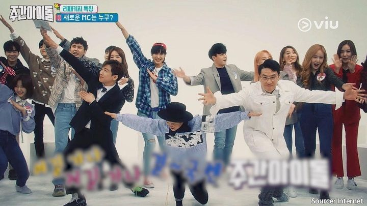 download weekly idol indo sub ep 212