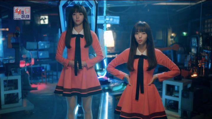 Korean Drama Robot