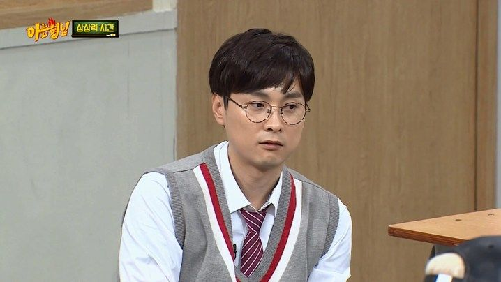 Men on a Mission (Knowing Brothers) (2018)|Episode 132