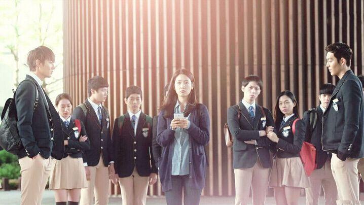 The Heirs|Episode 6|Korean Dramas